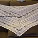 Shallow Shawl pattern