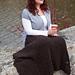 Långhus Blanket pattern
