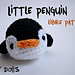 Little penguin pattern