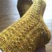 Luck of the Irish Socks pattern