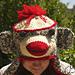 Cheeky Monkey Urshanka pattern