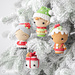 Christmas Minis set 2 pattern