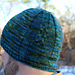 Square Knot Hat pattern
