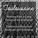 Toulousaine pattern