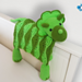 Dinosaur Baby Blanket pattern