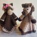 Harry & Harriet Horse Loveys pattern