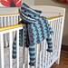 3in1 Cheshire Cat Baby Blanket pattern