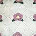 Texas Tea Rose Blanket pattern