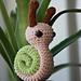 Amigurumi Snail pattern