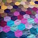 Heather Moorland Blanket pattern