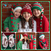 Elf Hat with 3D Realistic Ears pattern