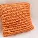 Waffle Pillow pattern