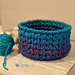 Meadow Basket pattern