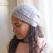 bonnet Enchantée pattern