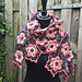 The Coral Flower Shawl pattern