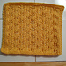 Butterfly Lace Dishcloth #030 pattern