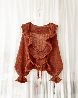 Augustins no 8 pattern by Anne-Sophie Velling
