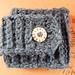 Chunky Strap Cuff Bracelet pattern