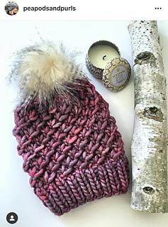 Knitted by Linette @peapodsandpurls