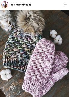 Knitted in Malabrigo Rasta by @lifeslittlethingsco