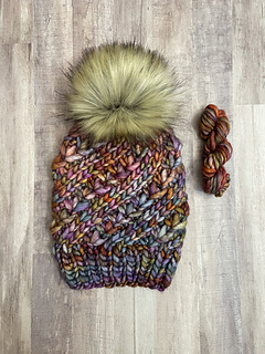 Knitted in Malabrigo Rasta