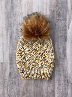 Knitted in Baah Sequoia