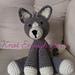 Wolf Pup pattern