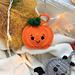 Flat Halloween Pumpkin Toy pattern