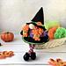 Amigurumi Halloween Gnome Witch pattern