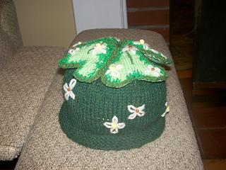 162 Shamrock Hat 002