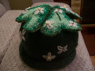 162 Shamrock Hat 001