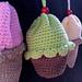Crochet Ice-cream Cone/Cupcake Purse pattern
