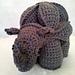 Gregor Rhinosaur Puzzle pattern