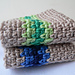 Linen Stitch Dishcloth/Lovie pattern