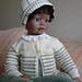 2534 Baby's Coat pattern