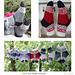 Mini og Mega Sokker pattern