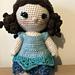 Rainy Day Flossy Doll Set pattern