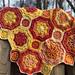 Mandala Tiles pattern