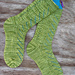Vidia Socks pattern