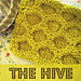The Hive Dishcloth pattern