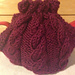 Cabled Tea Cozy pattern