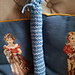 Funda para flauta pattern
