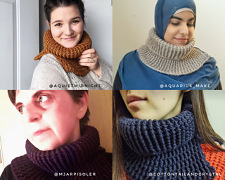 testers for the puzzlewood cowl