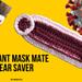 Elegant Mask Mate Ear Saver pattern