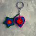 Love Petal & Star Charm pattern