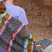 Inca Blocks Wrap pattern