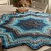 6-Day Supernova Blanket pattern