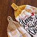 Knit Towel Top pattern