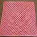 Swirl in a Square pattern