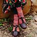 Samhain Socks pattern